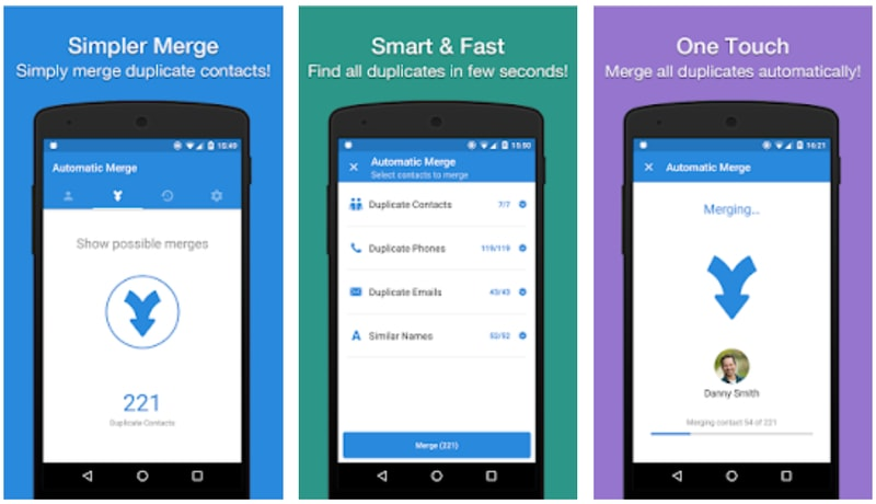 Best Duplicate Contacts Remover Merge Apps Contacs Mentor